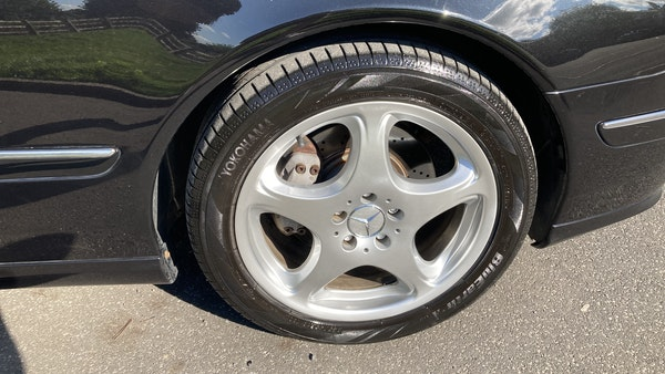 RESERVE LOWERED! - 2004 Mercedes CL500 V8 Auto For Sale (picture 16 of 83)