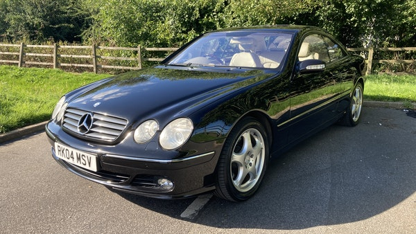 RESERVE LOWERED! - 2004 Mercedes CL500 V8 Auto For Sale (picture 3 of 83)