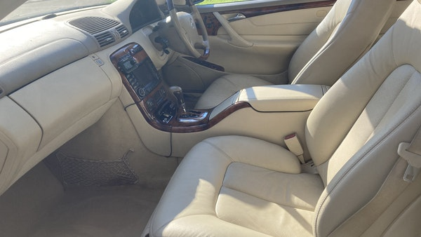RESERVE LOWERED! - 2004 Mercedes CL500 V8 Auto For Sale (picture 48 of 83)