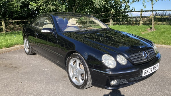 RESERVE LOWERED! - 2004 Mercedes CL500 V8 Auto For Sale (picture 4 of 83)