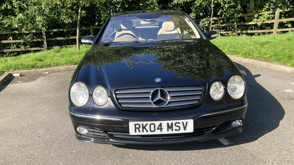 RESERVE LOWERED! - 2004 Mercedes CL500 V8 Auto For Sale (picture 7 of 83)
