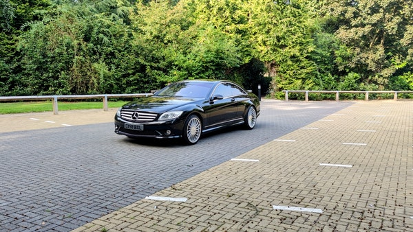 2008 Mercedes-Benz CL500 For Sale (picture 5 of 110)