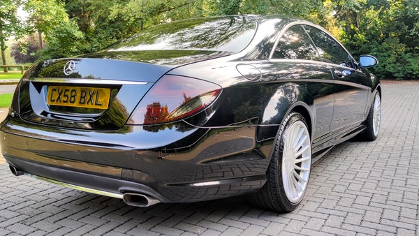2008 Mercedes-Benz CL500 For Sale (picture 9 of 110)