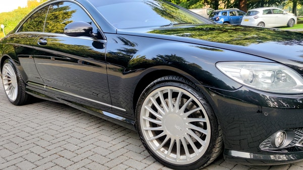 2008 Mercedes-Benz CL500 For Sale (picture 53 of 110)
