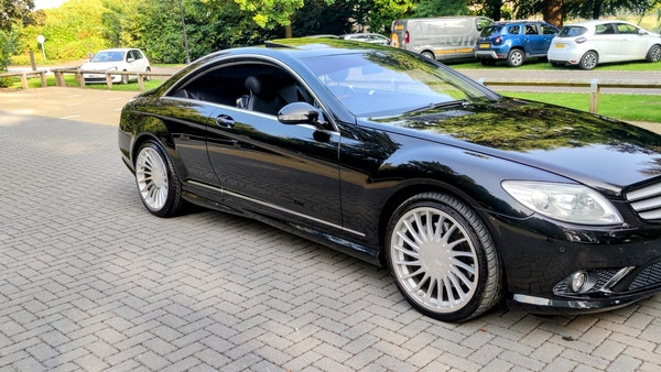 2008 Mercedes-Benz CL500 For Sale (picture 20 of 110)