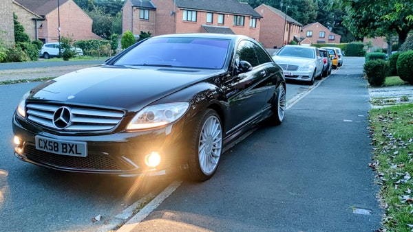 2008 Mercedes-Benz CL500 For Sale (picture 16 of 110)