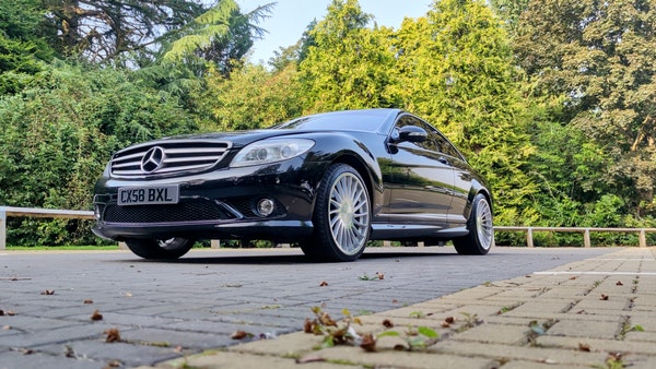 2008 Mercedes-Benz CL500 For Sale (picture 102 of 110)