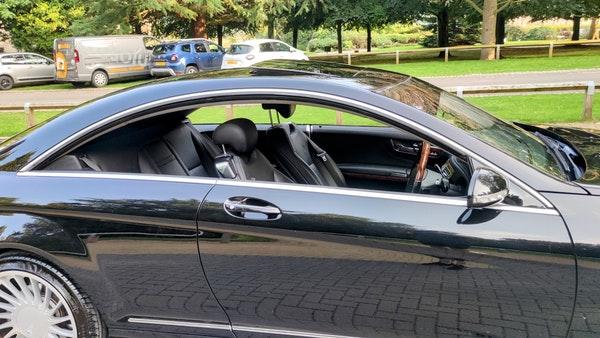 2008 Mercedes-Benz CL500 For Sale (picture 51 of 110)
