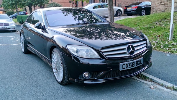 2008 Mercedes-Benz CL500 For Sale (picture 4 of 110)