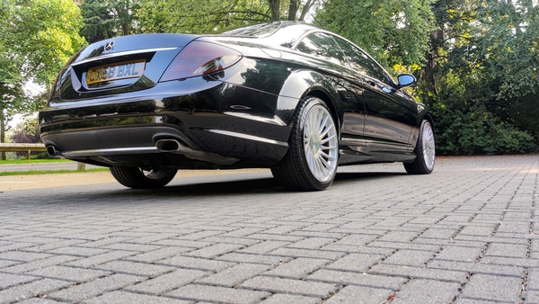 2008 Mercedes-Benz CL500 For Sale (picture 101 of 110)