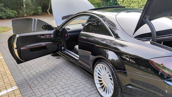2008 Mercedes-Benz CL500 For Sale (picture 94 of 110)