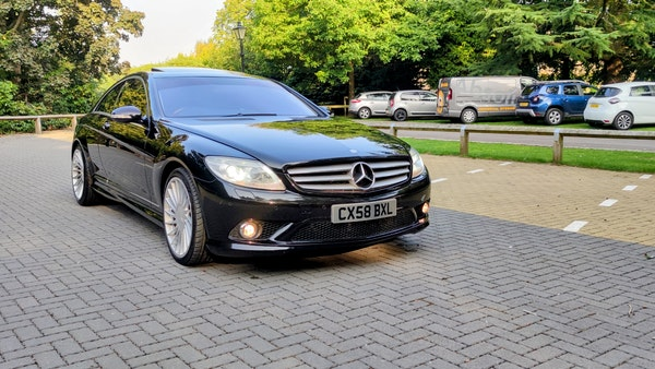 2008 Mercedes-Benz CL500 For Sale (picture 19 of 110)