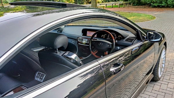 2008 Mercedes-Benz CL500 For Sale (picture 52 of 110)