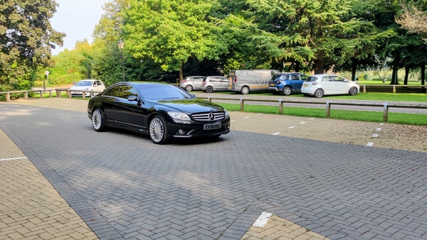 2008 Mercedes-Benz CL500 For Sale (picture 6 of 110)