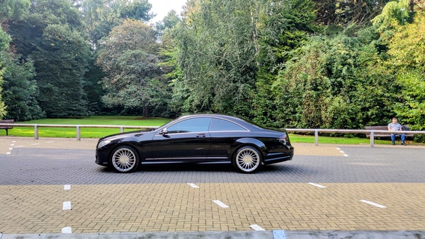 2008 Mercedes-Benz CL500 For Sale (picture 15 of 110)