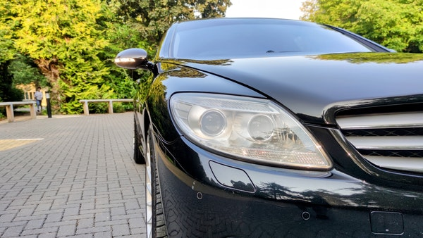 2008 Mercedes-Benz CL500 For Sale (picture 95 of 110)