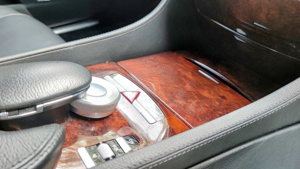2008 Mercedes-Benz CL500 For Sale (picture 33 of 110)