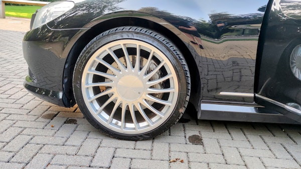 2008 Mercedes-Benz CL500 For Sale (picture 24 of 110)