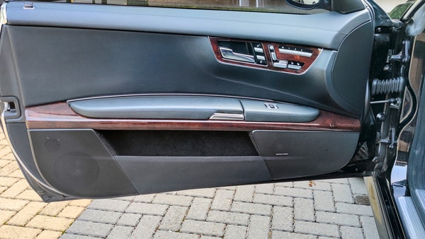 2008 Mercedes-Benz CL500 For Sale (picture 45 of 110)