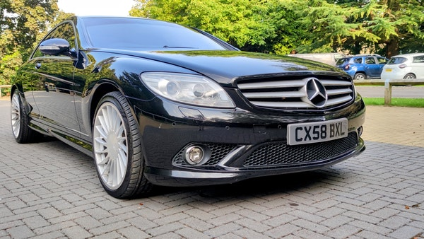 2008 Mercedes-Benz CL500 For Sale (picture 1 of 110)