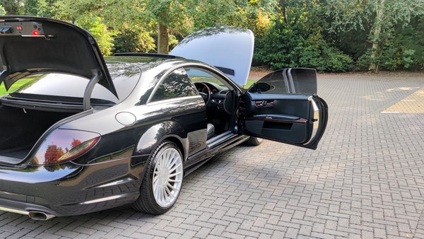 2008 Mercedes-Benz CL500 For Sale (picture 93 of 110)