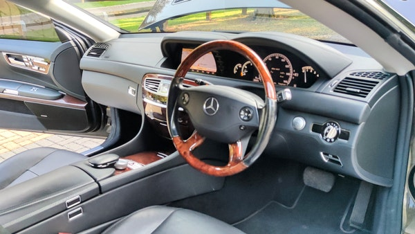 2008 Mercedes-Benz CL500 For Sale (picture 25 of 110)