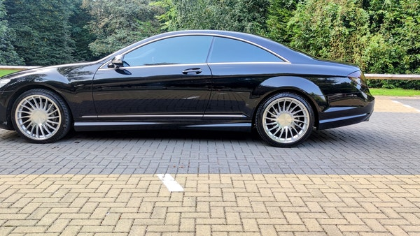 2008 Mercedes-Benz CL500 For Sale (picture 13 of 110)