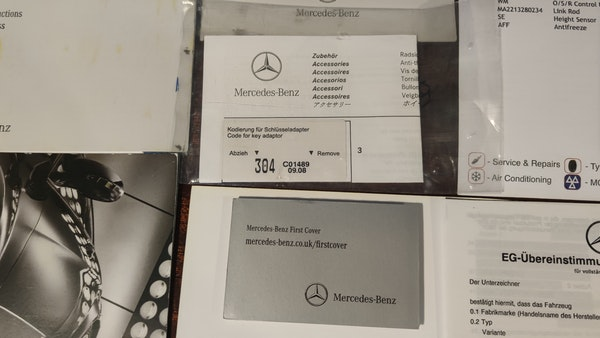 2008 Mercedes-Benz CL500 For Sale (picture 107 of 110)