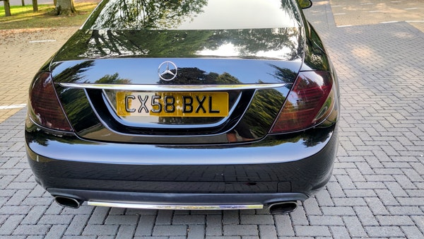 2008 Mercedes-Benz CL500 For Sale (picture 85 of 110)