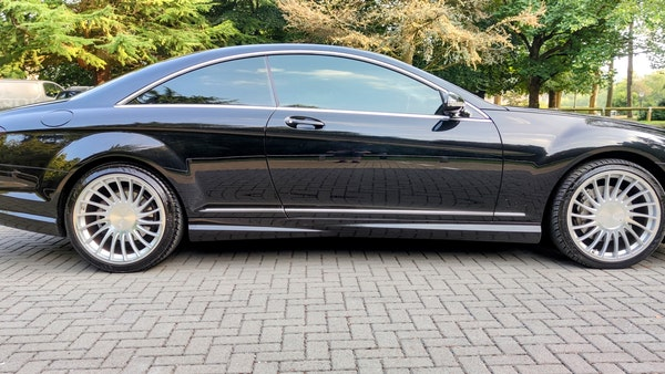 2008 Mercedes-Benz CL500 For Sale (picture 11 of 110)