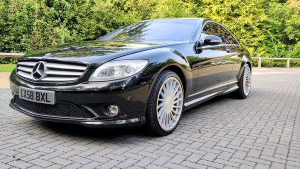 2008 Mercedes-Benz CL500 For Sale (picture 3 of 110)