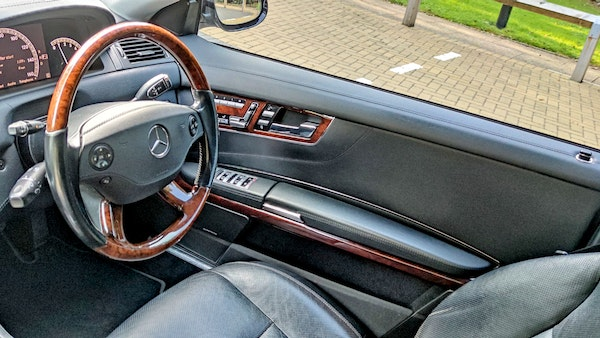 2008 Mercedes-Benz CL500 For Sale (picture 27 of 110)