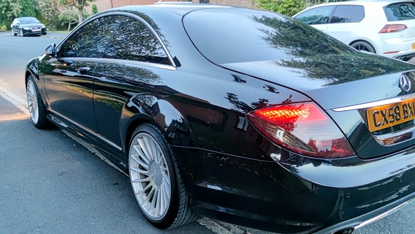 2008 Mercedes-Benz CL500 For Sale (picture 14 of 110)