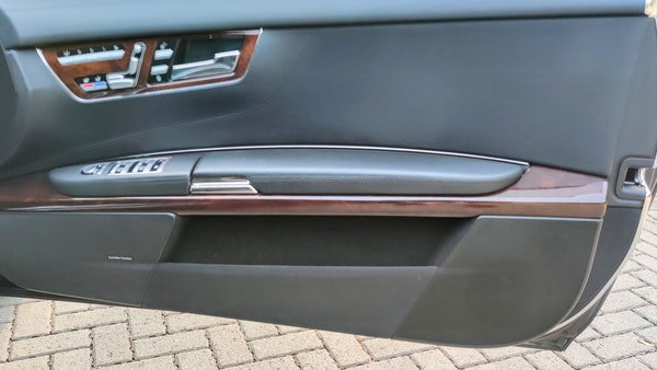 2008 Mercedes-Benz CL500 For Sale (picture 46 of 110)