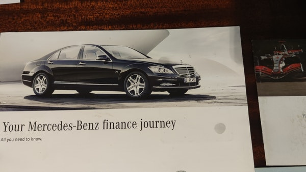 2008 Mercedes-Benz CL500 For Sale (picture 104 of 110)