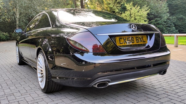2008 Mercedes-Benz CL500 For Sale (picture 7 of 110)