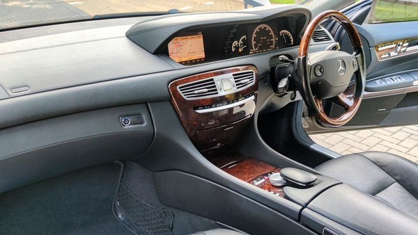 2008 Mercedes-Benz CL500 For Sale (picture 28 of 110)