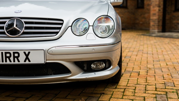 2002 Mercedes-Benz CL55 AMG For Sale (picture 48 of 113)