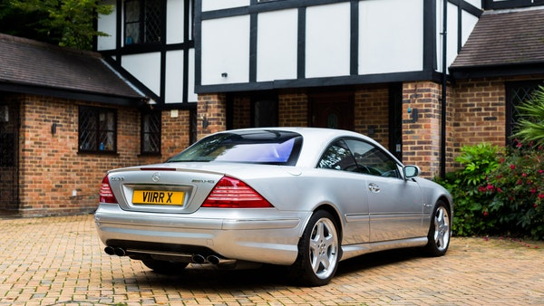 2002 Mercedes-Benz CL55 AMG For Sale (picture 7 of 113)
