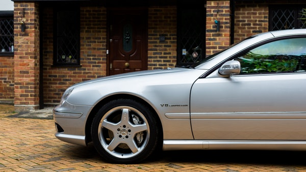 2002 Mercedes-Benz CL55 AMG For Sale (picture 74 of 113)