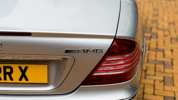 2002 Mercedes-Benz CL55 AMG For Sale (picture 34 of 113)
