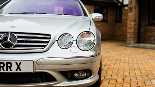 2002 Mercedes-Benz CL55 AMG For Sale (picture 47 of 113)