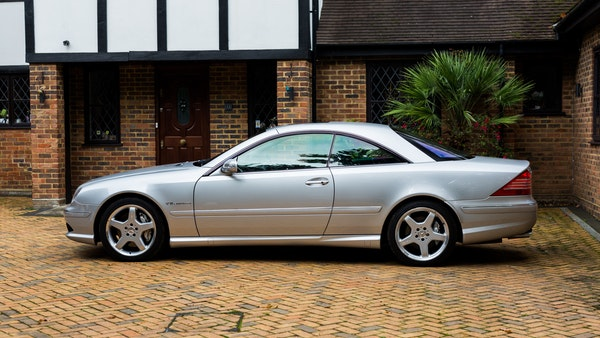 2002 Mercedes-Benz CL55 AMG For Sale (picture 4 of 113)