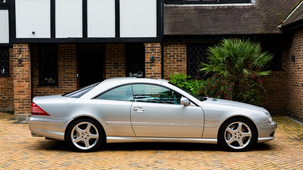 2002 Mercedes-Benz CL55 AMG For Sale (picture 3 of 113)