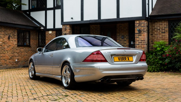 2002 Mercedes-Benz CL55 AMG For Sale (picture 5 of 113)