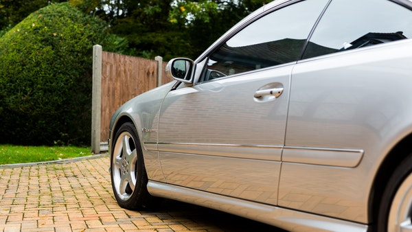 2002 Mercedes-Benz CL55 AMG For Sale (picture 68 of 113)