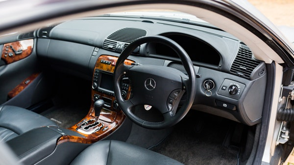 2002 Mercedes-Benz CL55 AMG For Sale (picture 14 of 113)