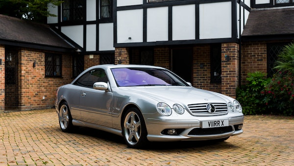 2002 Mercedes-Benz CL55 AMG For Sale (picture 6 of 113)