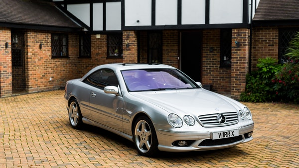2002 Mercedes-Benz CL55 AMG For Sale (picture 1 of 113)