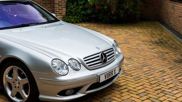 2002 Mercedes-Benz CL55 AMG For Sale (picture 71 of 113)